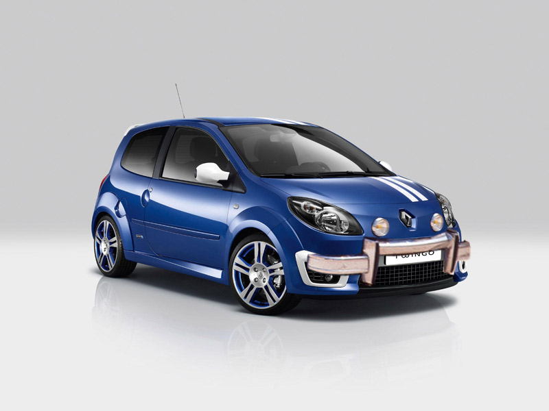 2009 Renault Twingo Rs Car Pictures
