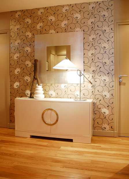grand couloir comment am nager profiter de l 39 espace page 1. Black Bedroom Furniture Sets. Home Design Ideas