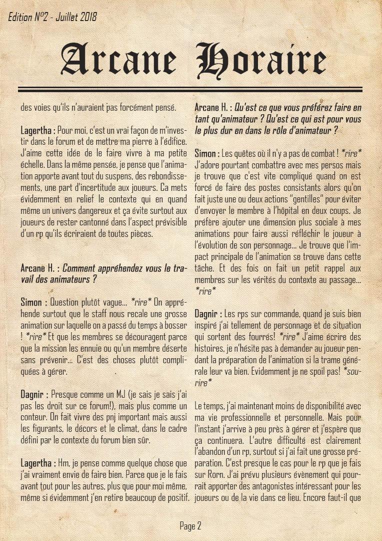 Edition N°2 P2