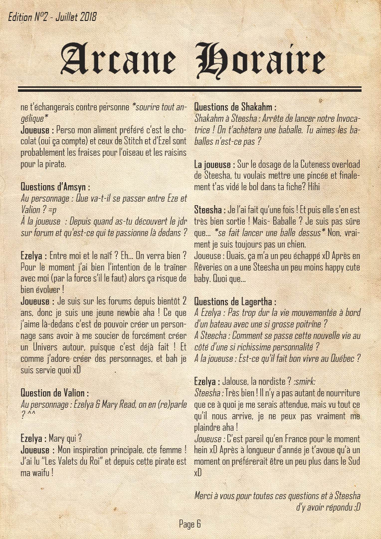 Edition N°2 P6