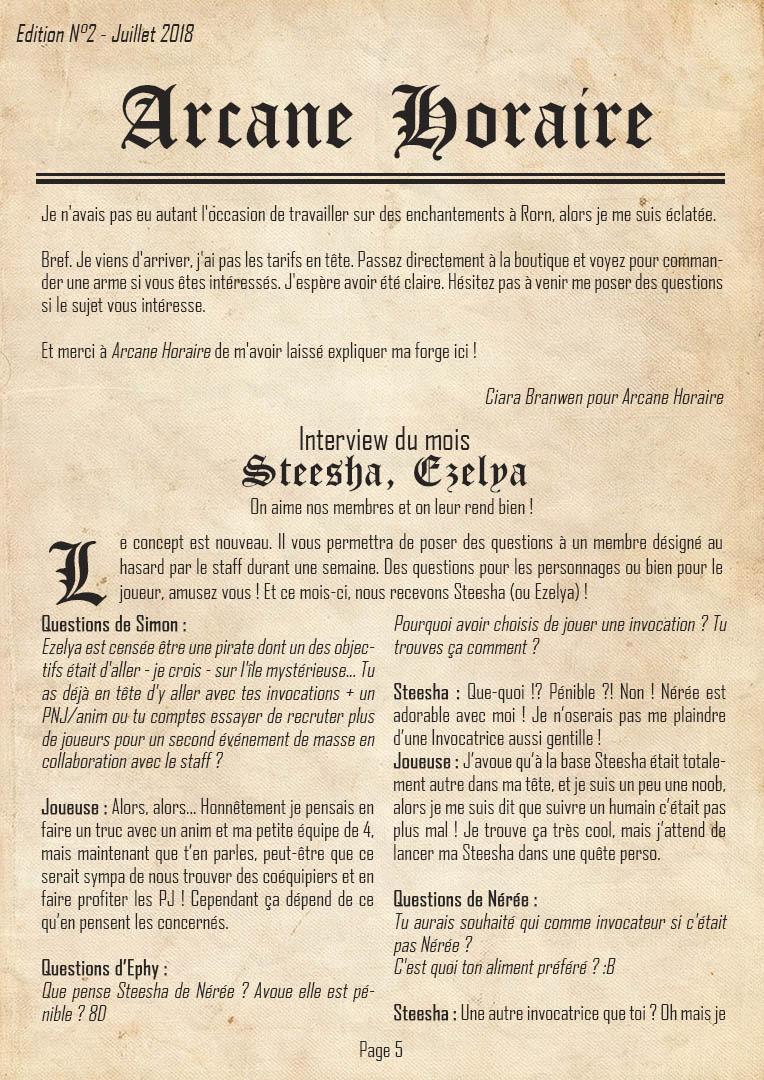 Edition N°2 P5