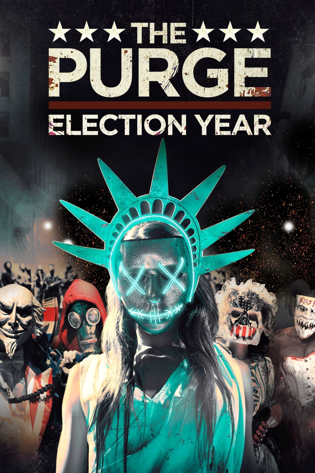 تحميل و مشاهدة فيلم The Purge Election Year 2016 مترجم بجودة